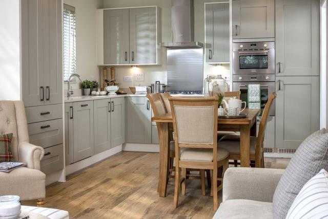 The Shaftesbury - Kitchen