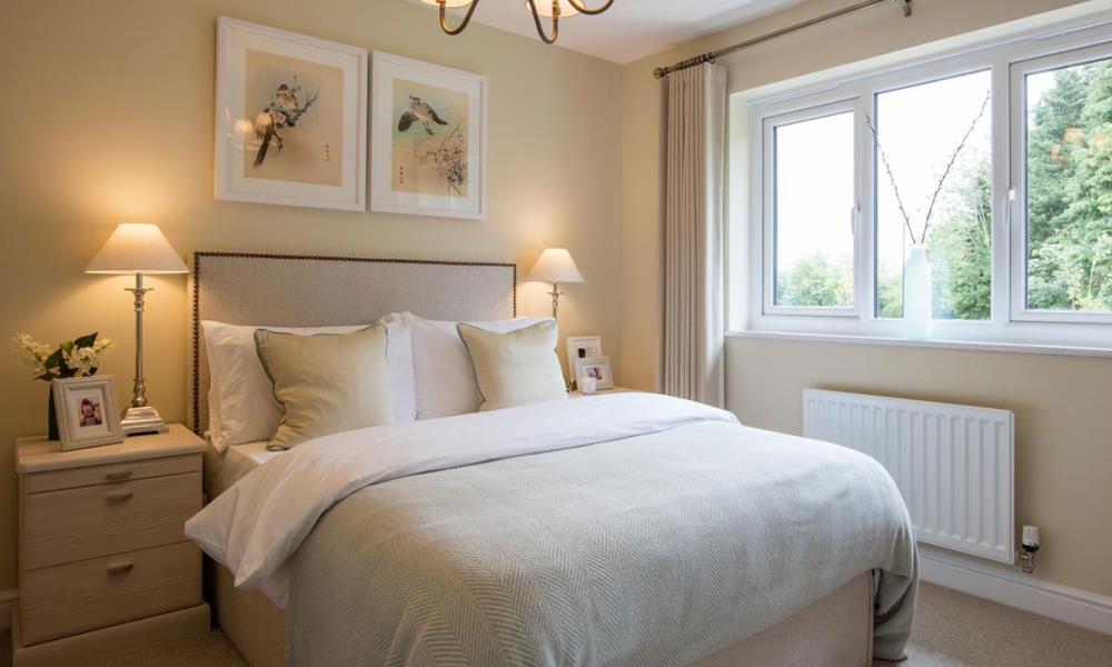 The Worcester - Bedroom