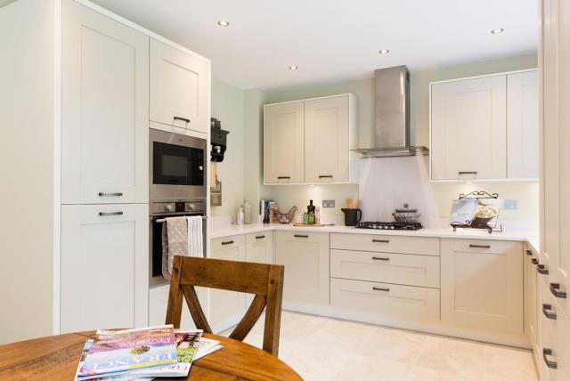 The Worcester - Kitchen
