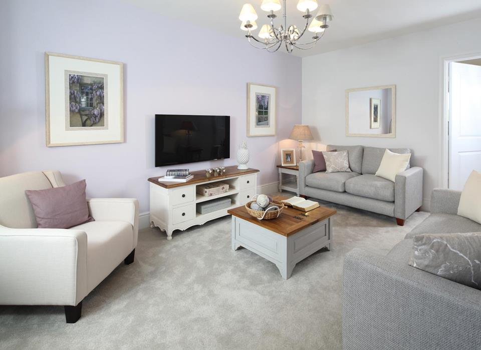 Shrewsbury Living Room