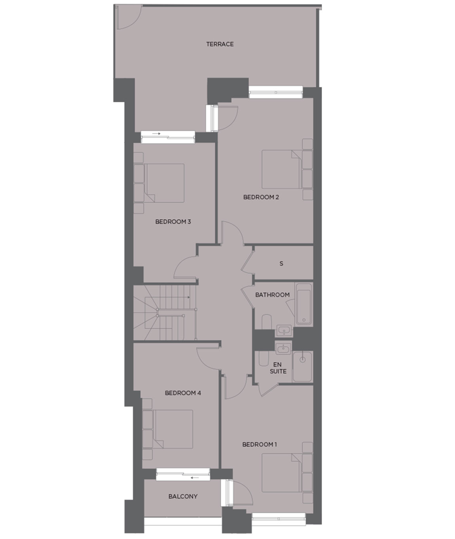 FloorplanKewCourtType0411411stFloor