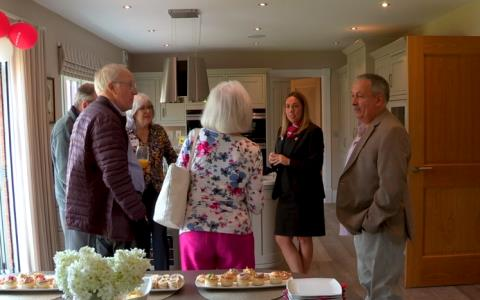 Woodford Community Fund Afternoon Tea event