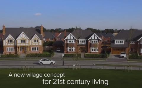 Discover the Redrow difference at Woodford Garden Village