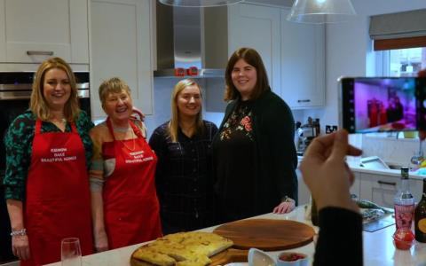 Valentines Bake Event at Houlton