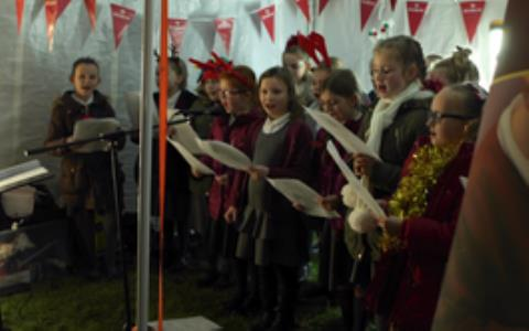 Light Up Ledsham Christmas Event