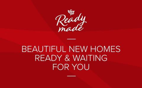 Readymade by Redrow at Abbeyfields