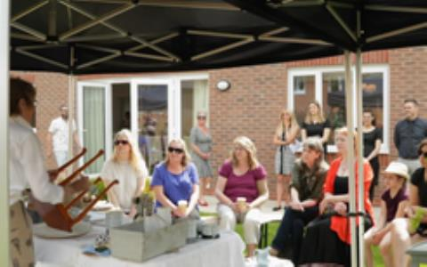 Crafty Vintage Event at Tabley Green Fulwood