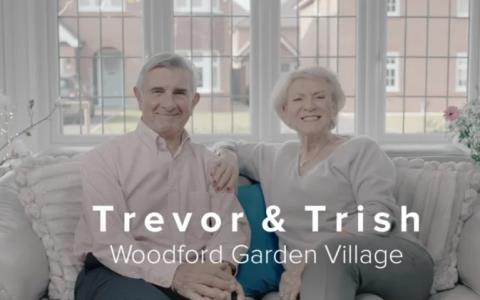 Trevor and Trish Customer Stories