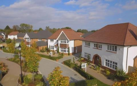Show Homes now available at Woodford